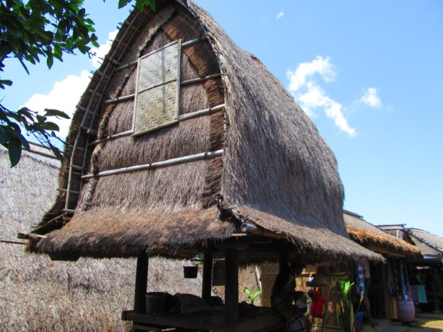 Granary known as Bale by Sasak Tribe